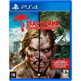 DEAD ISLAND PS4 DEFINITIVE COLLECTION