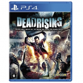 DEAD RISING REMASTERED PS4