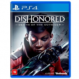 DISHONORED DEATH OF THE OUTSIDER PS4