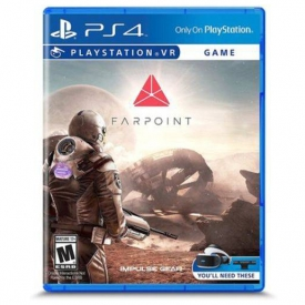 FAIRPOINT VR PS4
