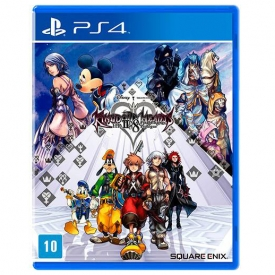 KINGDOM HEARTS 2.8 PS4