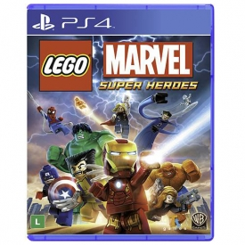 LEGO MARVEL PS4