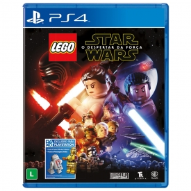 LEGO STAR WARS DESPERTAR PS4