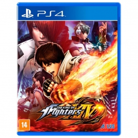 THE KING OF FIGHTERS PS4