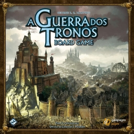 A GUERRA DOS TRONOS BOARD GAME