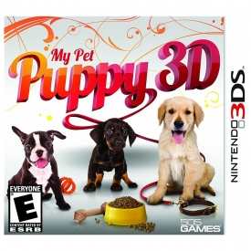 MY PET PUPPY 3D 3DS