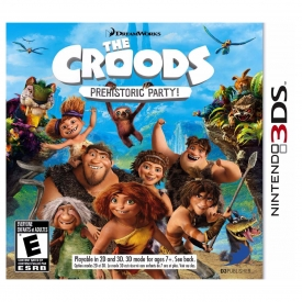 THE CROODS PREHISTORIC PARTY! 3DS