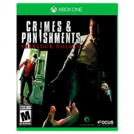 CRIMES AND PUNISHMENT SHERLOCK XBOX ONE