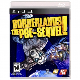BORDERLANDS THE PRE SEQUEL PS3