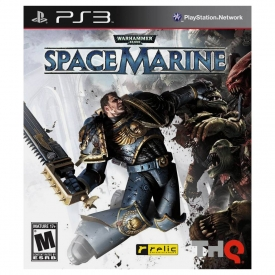 WARHAMMER SPACE MARINE PS3