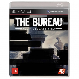 THE BUREAU XCOM DECLASSIFIED PS3