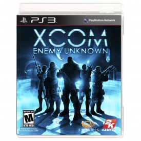 XCOM ENEMY UNKNOWN PS3