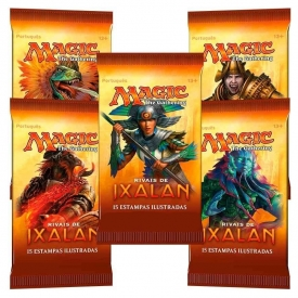 MAGIC THE GATHERING RIVAIS DE IXALAN BOOSTER