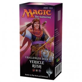 MAGIC THE GATHERING CHALLENGER DECK VEHICLE RUSH