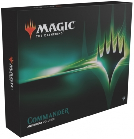 MAGIC THE GATHERING COMMANDER ANTHOLOGY VOL 2
