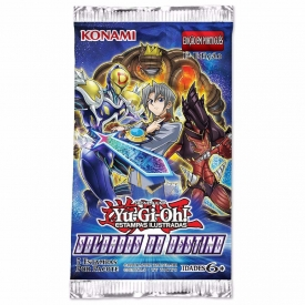 YU-GI-OH! SOLDADOS DO DESTINO BOOSTER