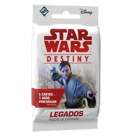 STAR WARS DESTINY LEGADOS BOOSTER