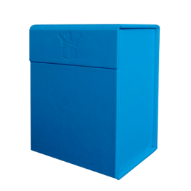 DECK BOX JOKEBOX DOUBLE BOX AZUL