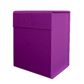 DECK BOX JOKEBOX DOUBLE ROXO