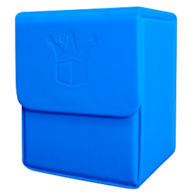 DECK BOX JOKEBOX SINGLE AZUL