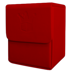 DECK BOX JOKEBOX SINGLE VERMELHO