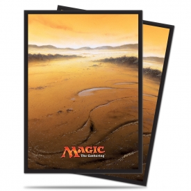 SLEEVES MAGIC ULTRA PRO MANA PLANICIES 66X91MM C/80