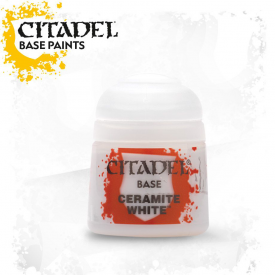TINTA CITADEL BASE CERAMITE WHITE 12 ML