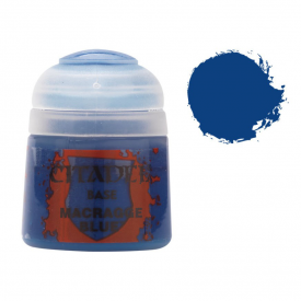 TINTA CITADEL BASE MACRAGGE BLUE 12 ML
