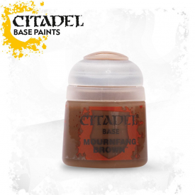 TINTA CITADEL BASE MOURNFANG BROWN 12 ML