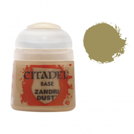 TINTA CITADEL BASE ZANDRI DUST 12 ML