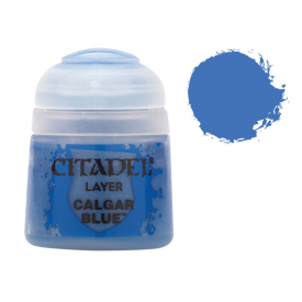TINTA CITADEL LAYER CALGAR BLUE 12 ML