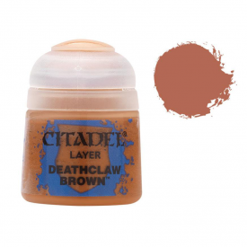 TINTA CITADEL LAYER DEATHCLAW BROWN 12 ML