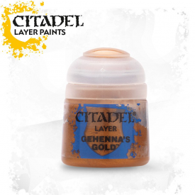 TINTA CITADEL LAYER GEHENNAS GOLD