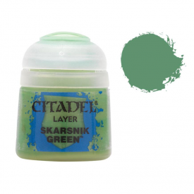 TINTA CITADEL LAYER SKARSNIK GREEN 12 ML