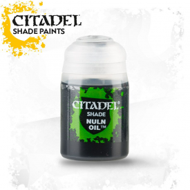 TINTA OFICIAL SHADE NULN OIL 24 ML