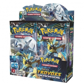 POKEMON SL8 TROVÕES PERDIDOS BOOSTER BOX