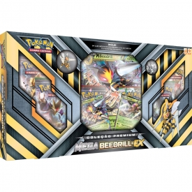 POKEMON BOX MEGA BEEDRILL-EX