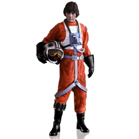LUKE SKYWALKER XWING PILOT ART SACALE 1/10 IRON STUDIOS