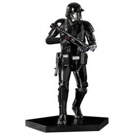 DEATH TROOPER COMBAT GEAR ART SCALE 1/10 IRON STUDIOS