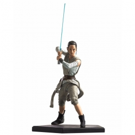 STAR WARS REY ART SCALE 1/10 IRON STUDIOS