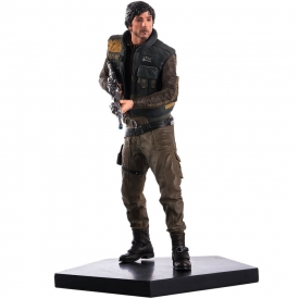 STAR WARS CASSIAN ANDOR ART SCALE 1/10 IRON STUDIOS