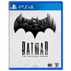BATMAN THE TELLTALE SERIES PS4