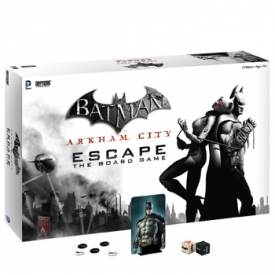 BATMAN ARKHAM CITY ESCAPE THE BOARD GAME
