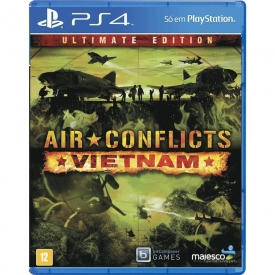 AIR CONFLICT VIETNAM PS4