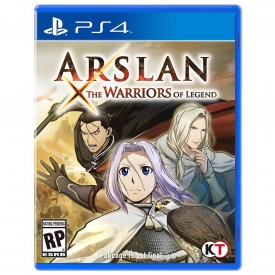 ARSLAN THE WARRIOR OF LEGEND PS4