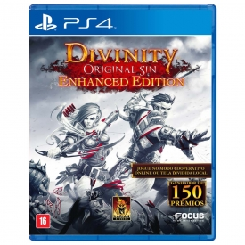 DIVINITY ORIGINAL SIN ENHANCED PS4