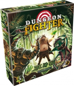 DUNGEON FIGHTER EXPANSÃO ROCK N ROLL