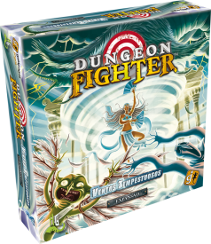 DUNGEON FIGHTER EXPANSÃO VENTOS TEMPESTUOSOS