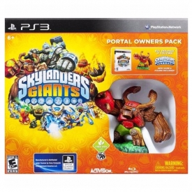 SKYLANDERS GIANTS EXPANSION PACK PS3