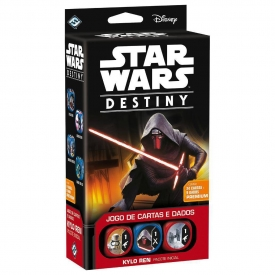 STAR WARS DESTINY KYLO REN PACOTE INICIAL